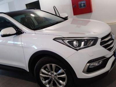 usado Hyundai Santa Fe 2.2CRDi 4x4 Tecno 7s (4.75)