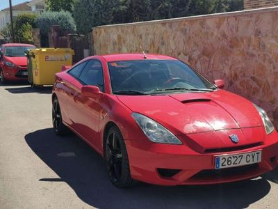 usado Toyota Celica 1.8