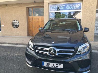 usado Mercedes GLE250 250d 4M, AMG, LED ILS, Techo panorámico, Distronic
