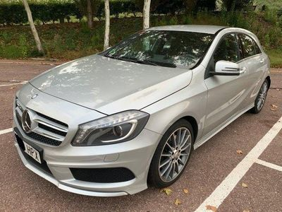 usado Mercedes A220 CDI BE AMG Sport 7G-DCT