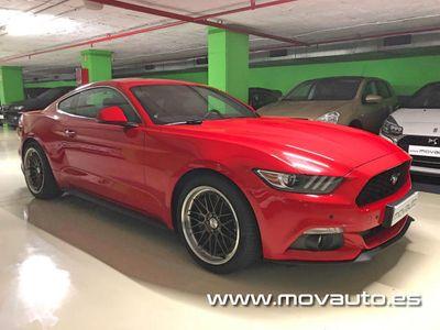 usado Ford Mustang Coupé 2.3 EcoBoost 317cv *NACIONAL*
