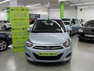 usado Hyundai i10 1.2 Tecno Be 5p. -13