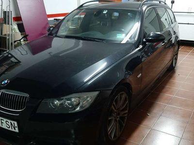 usado BMW 325 Serie 3 E91 Touring Diesel Touring Aut.