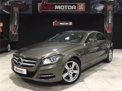 usado Mercedes CLS250 CDI ,GARANTIA MERCEDES HASTA 06/17,UNICO DUEÑO