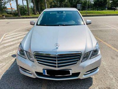 usado Mercedes E220 CDI BE Avantgarde Aut.