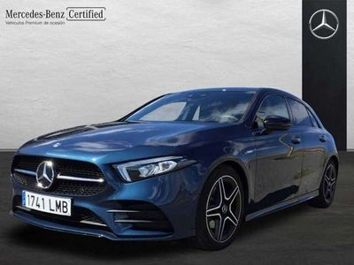 usado Mercedes A200 Clased amg line (euro 6d)