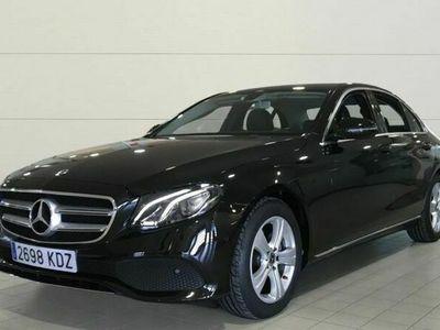 usado Mercedes 200 Clase E E-CLASS 2.0D 150 4P