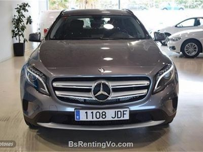 used Mercedes GLA220 CDI 4Matic Style