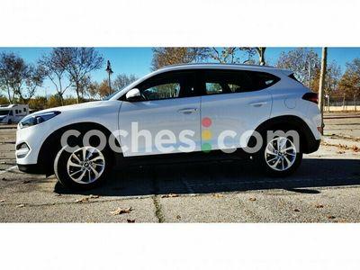 usado Hyundai Tucson 1.7crdi Bd Klass 4x2 115 cv en Madrid