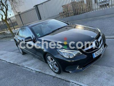 usado Mercedes E250 Clase E Coupé Aut. 211 cv en Ciudad Real