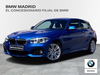 used BMW 118 118 d Berlina 110kW (150CV)