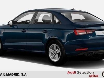 usado Audi A3 Sedan 35 TDI S-tronic 110 kW (150 CV) Diésel Azul matriculado el 01/2020