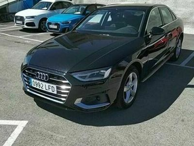usado Audi A4 35 TDI Advanced S tronic 120kW