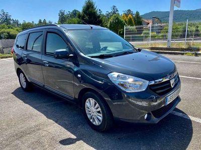 usado Dacia Lodgy 1.5dCi Ambiance 5pl. 81kW