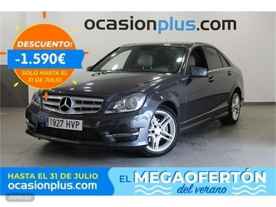 used Mercedes C200 Clase CCDI