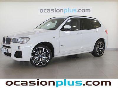 used BMW X3 xDrive20d (190 CV) M-Sport