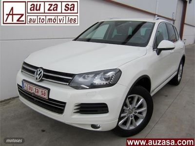 usado VW Touareg Premium 3.0TDI V6 BlueMOTION Tiptronic TECH 245