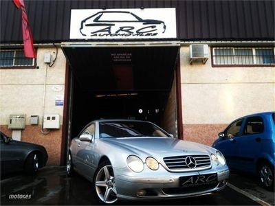 second-hand Mercedes CL500 Clase CL