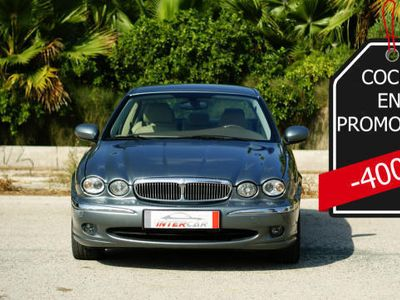 usado Jaguar X-type 2.2D Executive - EQUIPAMIENTO MUY AMPLIO -