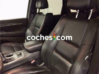usado Jeep Grand Cherokee 3.0 Multijet Limited Aut. 140kw 190 cv en Barcelona