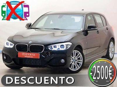 "usado BMW 116 Serie 1 F20 5p. Diesel ""Acabado M Sport"""