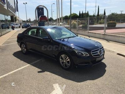 usado Mercedes E250 Clase ECdi 4p. -14