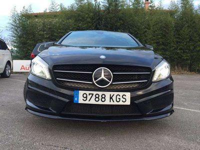 usado Mercedes A220 CDI BE AMG Line 4M 7G-DCT
