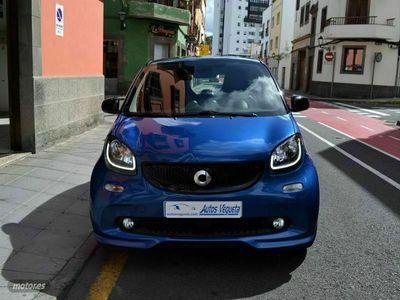 usado Smart ForTwo Cabrio 0.9 66kW 90CV