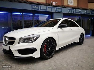 usado Mercedes CLA45 AMG Performance