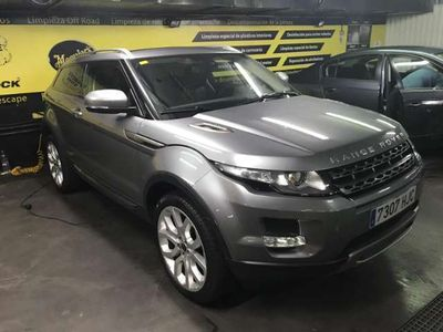 usado Land Rover Range Rover evoque 2.2L SD4 Prestige 4x4 190 Aut.