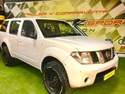 usado Nissan Pathfinder Diesel