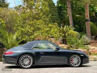 usado Porsche 911 Carrera 4S Cabriolet A.M.09