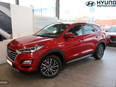 usado Hyundai Tucson 1.6 CRDI 85kW 116CV 48V Tecno 4X2