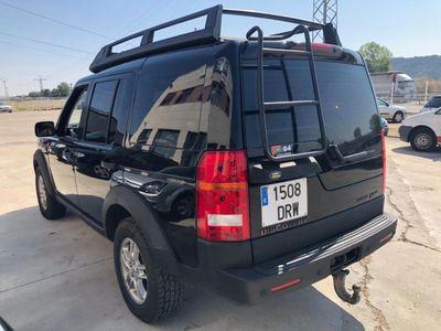 usado Land Rover Discovery 2.7TDV6 HSE SAFARI