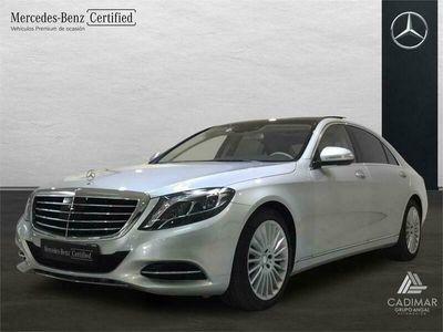 usado Mercedes S350 Clase SBlueTEC L 190 kW (258 CV)
