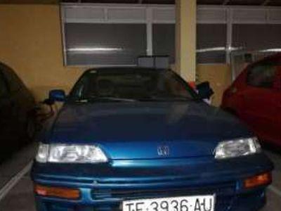 usado Honda CR-X Gasolina