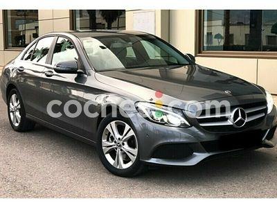 usado Mercedes C250 Clase C4matic 7g Plus 204 cv en Almeria