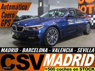 usado BMW 530 530 d 195 kW (265 CV)
