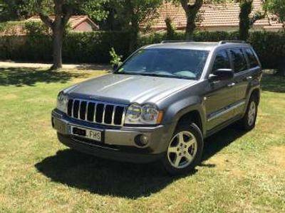 usado Jeep Grand Cherokee 3.0CRD Limited Executive Aut.