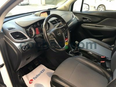 usado Opel Mokka 1.7cdti S&s Business 4x2 130 cv en Salamanca
