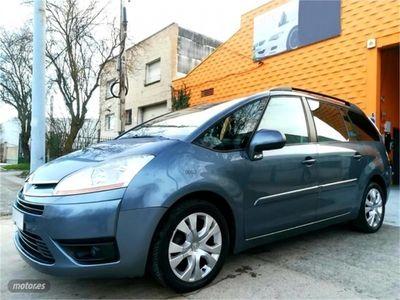 used Citroën Grand C4 Picasso 1.6 HDi Exclusive