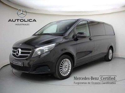 usado Mercedes V220 ClaseLargo 7G Tronic