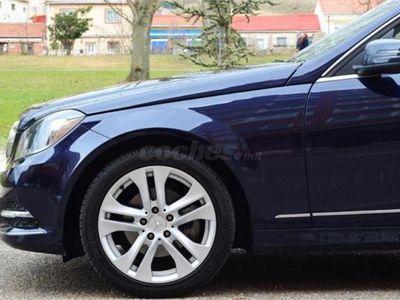 usado Mercedes C180 Clase CCdi Blue Efficiency 4p. -12