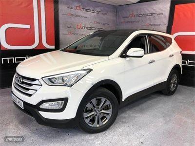 used Hyundai Santa Fe 2.0 CRDi Stadt 4x2 7S