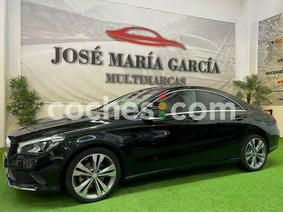 usado Mercedes CLA220 Clase Cla7g-dct 177 cv en Sevilla