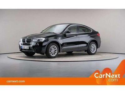 usado BMW X4 xDrive 20d