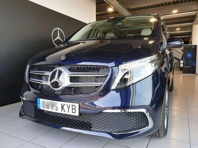 usado Mercedes 300 Vd Largo Avantgarde 8 plazas techo nuevo