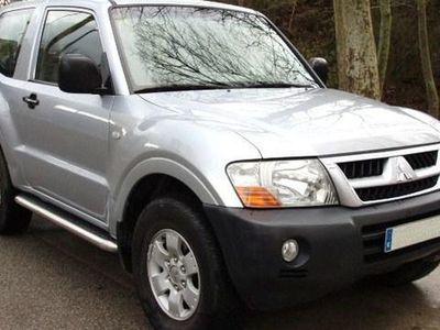 usado Mitsubishi Montero 3.2 DID GLX