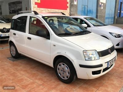 brugt Fiat Panda 1.2 8v 69cv Dynamic Euro 5