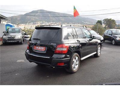 usado Mercedes GLK320 CDI
